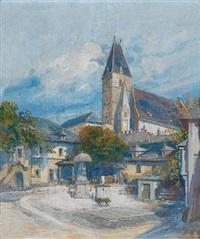 weissenkirchen a. d. donau by oskar swatusch