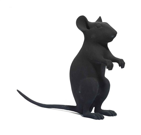 maus mouse by katharina fritsch