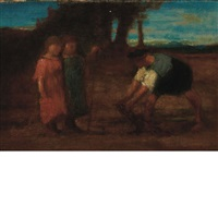harvest time by robert loftin newman