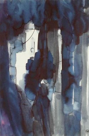 composition abstraite by dora maar