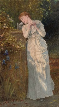 a symbol of love by edward killingworth johnson