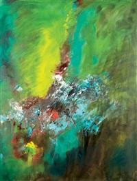 esprit vert by vanecha roudbaraki