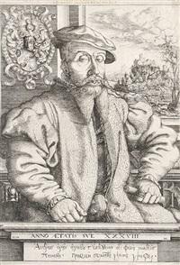 georg roggenbach by hans sebald lautensack