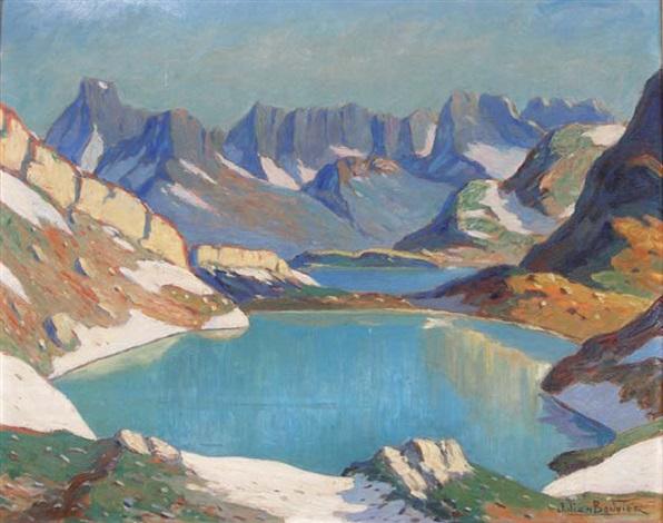 matinée au lac de st sorlié darves maurienne by julien bouvier