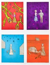 komposisjon (4 works) by kjell erik killi olsen