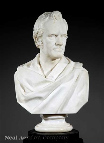 bust of prime minister william ewart gladstone 1809 1898 by william brodie