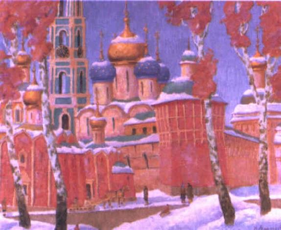 monastère troitse serguiev by nadar manouilov