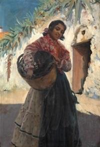 aguadora by teodoro andreu y sentamans