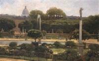 le jardin du luxembourg by louis petit