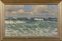 la mer by wilhelm bartsch