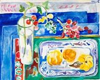 grapes and quinces by olga andreyeva carlisle