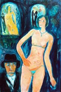 desnudos y figuras by leopoldo presas