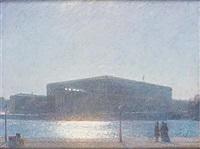 stockholms slott by herman lindqvist