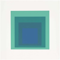 aus: hommage to the square by josef albers