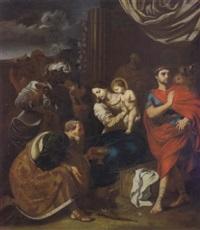 l'adorazione dei magi by giacinto gemignani