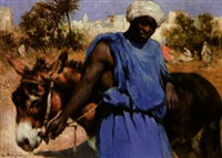 muletier marocain by carlos abascal