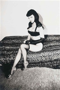 pin-up, after bettie page, new york by ellen von unwerth