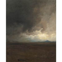storm clouds by jervis mcentee and walter shirlaw