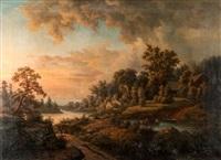 landscape by ulrika victoria aberg