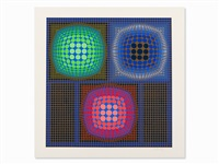 from 'vancouver' by victor vasarely