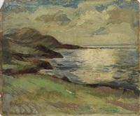 seascape by henry varnum poor