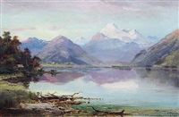 lake wakatipu by james peele