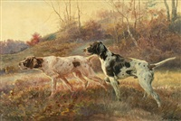 two pointers in the field by edmund henry osthaus