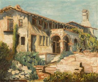 san juan capistrano mission by esther b. smee