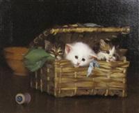 a basketful of trouble by alphonse marx