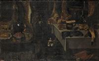 intérieur de cuisine by alessandro de loarte