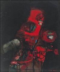 punainen hahmo by pentti melanen