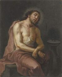 le christ au roseau by marten pepyn