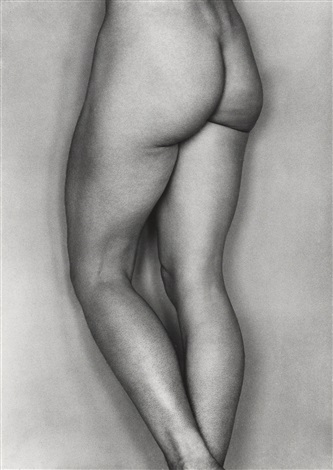 nude bertha glendale by edward weston