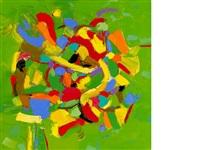 equilibrium verde by olga albizu