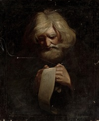 saint paul reading by james barry