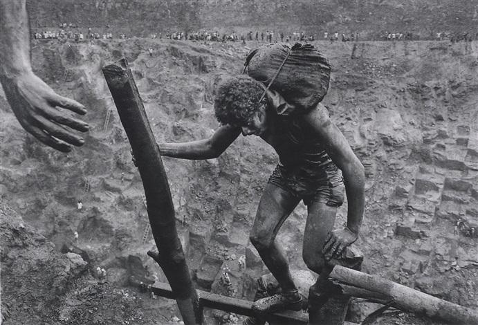 serra pelada gold mine brazil by sebastião salgado