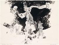 prometheus bringt feuer by erwin reiter