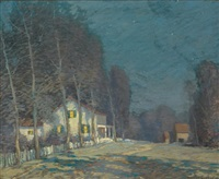 nocturne by ernest albert