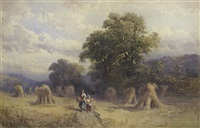 after the harvest by george vicat cole