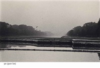 vue de versailles (2 works) by bruno requillart
