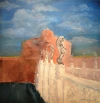 castel sant'angelo by rómulo macció