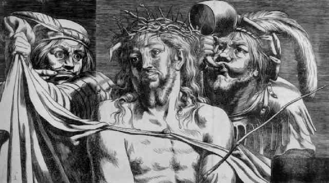 the mocking of christ by werner van den valckert