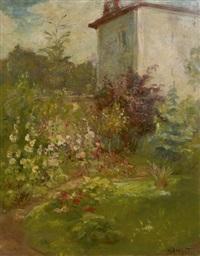 maison au fond du jardin by jacques martin