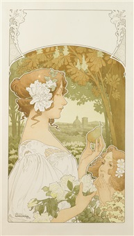michiels frères by henri privat-livemont