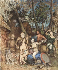 the judgement of paris by victor hume moody