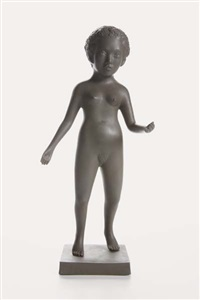 io (standing) by kiki smith