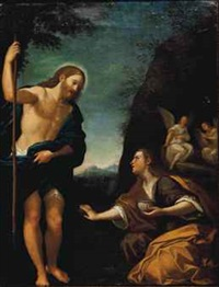 noli me tangere by francesco albani