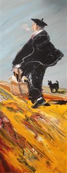 l'homme aux oies by christian sanseau