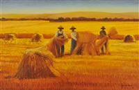 harvest ritual by gary ernest smith