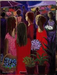 il mercato dei fiori by eliano fantuzzi